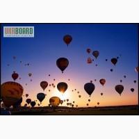 Полетать на воздушном шаре Киев - подарочный сертификат полет