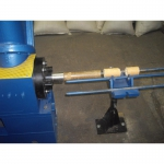Пресс для производства брикетов из биомассы механический