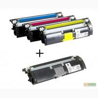 Заправка цветных картриджей HP, Samsung и Konica Minolta
