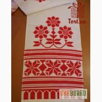 Каравай свадебный рушник на заказ Киев