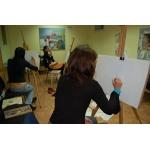 Уроки живописи, рисунка. скульптуры для детей и взрослых
