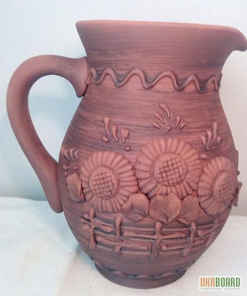 вот на этом сайте продается лепная глиняная... Глиняная посуда лепная ручной работы. ИСТОЧНИК. Прочитать целиком