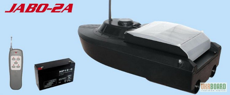 катер для прикормки торнадо