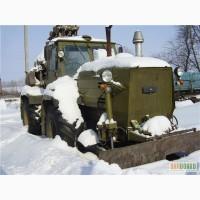 ПЗМ 2 землеройная машина на базе трактора Т 155 (ХТЗ) с хранения