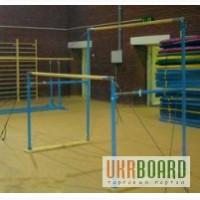Брусья гимнастические женские разновысокие, оборудование и снаряжение для школ, учебных за