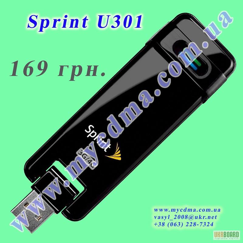 Скачать драйвер для модема Sprint U300