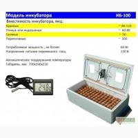 Инкубатор с Механический переворот яиц + цифровой градусник