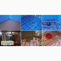 Монтаж и ремонт водяного теплого пола