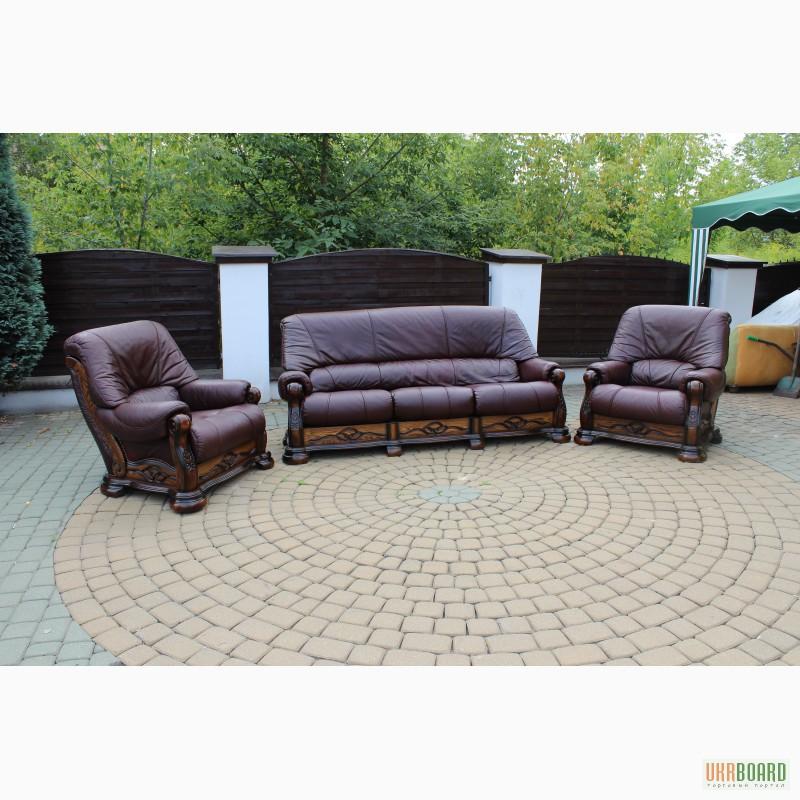 мебель бу кожаные диваны кресла производство голландия германия