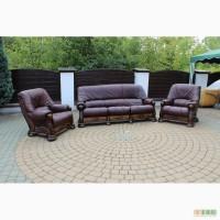 Мебель б/у кожаные диваны,кресла производство Голландия,Германия