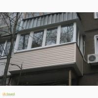 Ремонт балкона, лоджии в Киеве