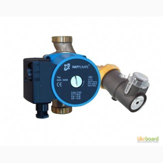 SAN 25/40-130 бронзовый циркуляционный насос для систем отопления. Словения!