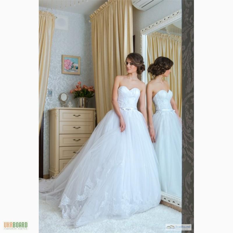 Продам свадебное платье бу в салон