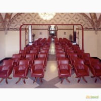 Кресло для переговорных комнат, конференц залов и залов заседаний FORMOSA