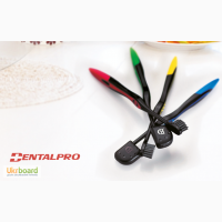 Японская зубная щетка Dentalpro Black Compact Head мягкая, жесткая и средн. жесткость