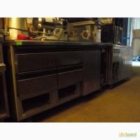 Продам недорого холодильный стол из нержавейки б/у в ресторан, кафе, общепит