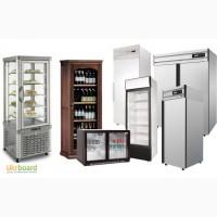 Шкафы холодильные, морозильные, кондитерскиебарные винные