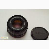 Объектив Canon FD 50mm F1.8 №5348413
