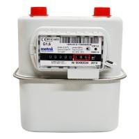 Счетчик газовый Metrix G-1, 6, 2, 5, 4