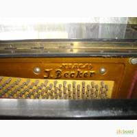 Продам старинное пианино J.Becker