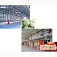 Монтаж овощехранилищ, фруктохранилищ.Подбор холодильного оборудования, установка