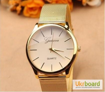 Продам купити стильний жіночий годинник бренду Geneva 8e03a4c1852a2