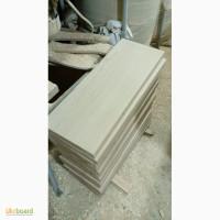 Мебельный щит дуб цельноламельный сорт А/В 38мм