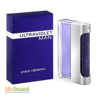 Paco Rabanne Ultraviolet Man туалетная вода 100 ml. (Пако Рабанна Ультравиолет Мен)