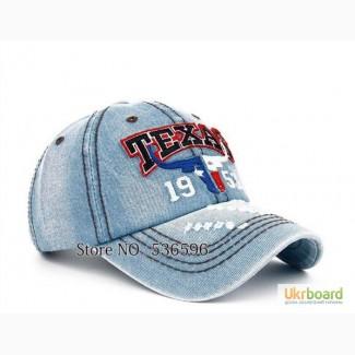 Бейсболка джинсовая Texas купить украина