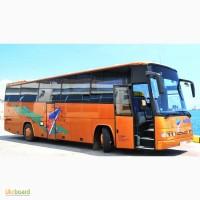 Пассажирские перевозки автобусами еврокласса на 49 мест