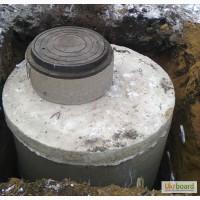 Выкопаем сливную яму, септик под ключ в Харькове и области