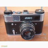 Продам фотоаппарат ФЭД - 5