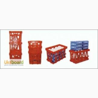 Ящик контейнер пластиковый для перевозки яиц LINDAMATIC