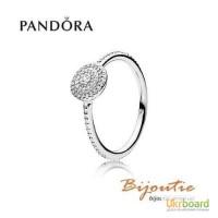 Оригинал PANDORA кольцо вечная красота 190986CZ