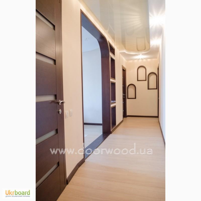 Межкомнатные двери из массива дуба Поставы (ПМЦ) в Минске