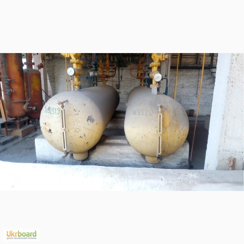 Фото 3. Резервуары, емкости, бочки металлические б.у.цистерны, ресивера и мн.др. 1-100 куба