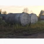 Резервуары, емкости, бочки металлические б.у.цистерны, ресивера и мн.др. 1-100 куба