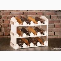 Стеллаж для вина (конструктор)