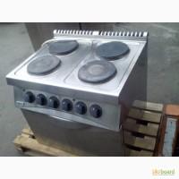 Плита б/у Zanussi PCF/Е2 з духовкою для кафе, їдальні, ресторану