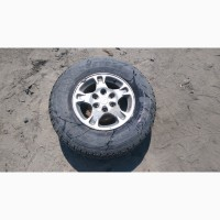 Диск Mitsubishi Pajero Wagon 3 16 дюймов