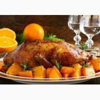 Запеченная индоутка - лучшее блюдо на Новогоднем столе
