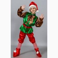 Детские карнавальные костюмы Лесной гном, размеры 32- 38