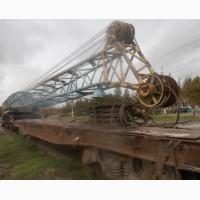 Продаем железнодорожный кран EDK 300/2 Takraf, 60 тонн, 1989 г.п