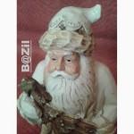 Антикварный Дед Мороз