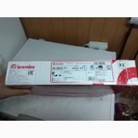 Продам новые тормозные диски BREMBO на БМВ Х6