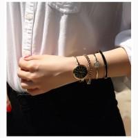 Хит цена! Подарочный набор женские часы Anne Klein Gold в шкатулке