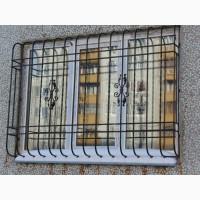 Решетки из металла оконные