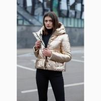Куртка молодежная с капюшоном