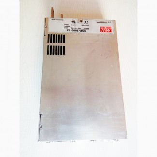 Модульный импульсный источник питания (Блок живлення) Mean Well RSP-3000-12 2400 Вт AC/DC