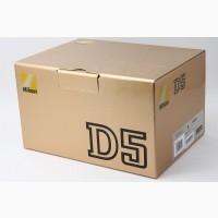 Nikon D5 Цифровая зеркальная фотокамера (только корпус, два кскд разъема)